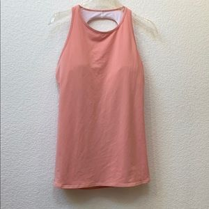 Lucy Begin Within Tank L Rose Gold